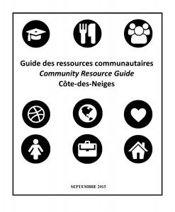 Guide des ressources communautaires 2015-2016